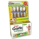 Triplegarlic - Hypertension, antibacterial