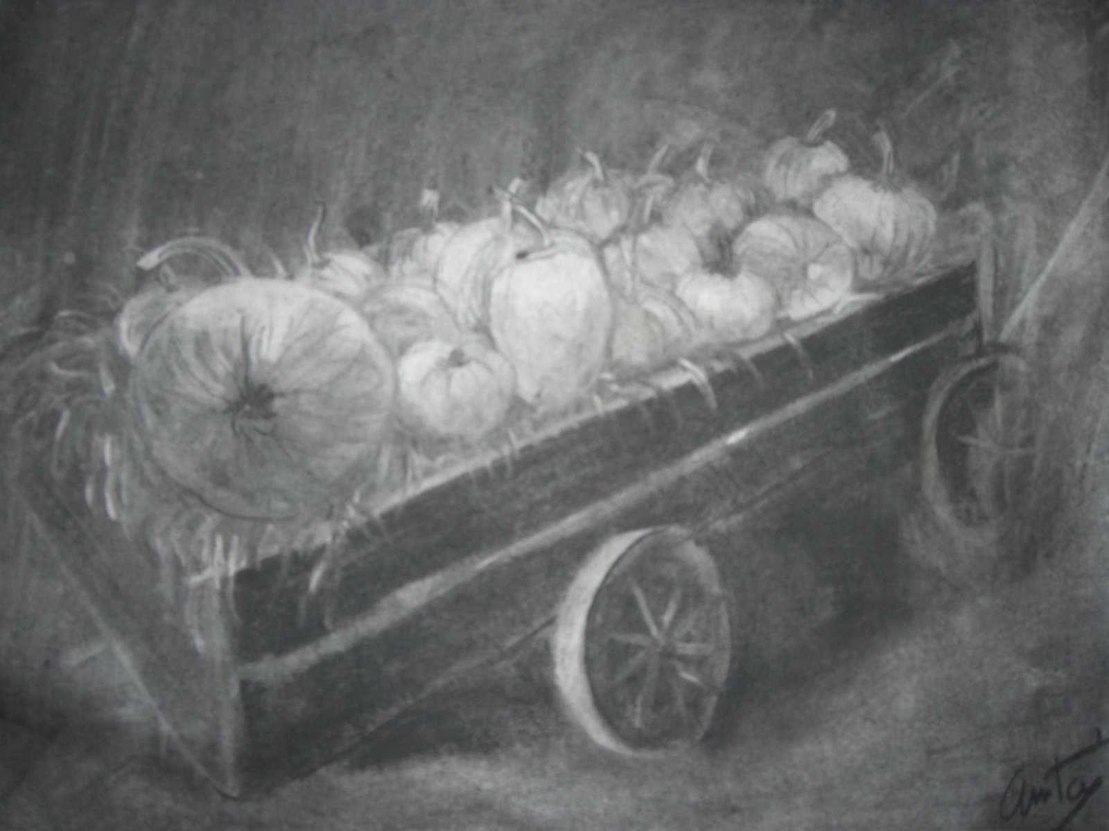 Calabazas.