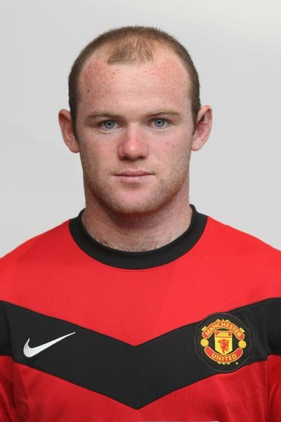 Wayne Rooney 400 Appearances Wayne Rooney Pictures