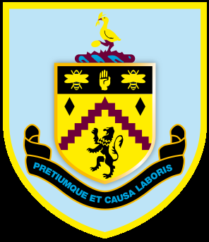 - Escudo Burnley F.C.