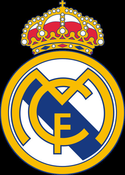 - Escudo Real Madrid C.F.