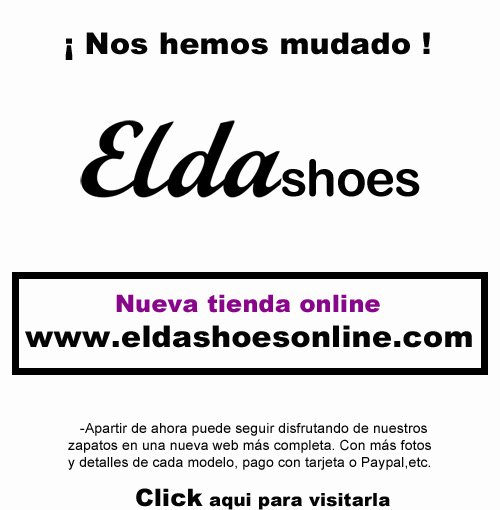 Elda shoes